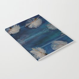 Ballet viewpoints Notebook