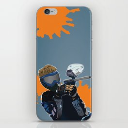 Paintball  iPhone Skin