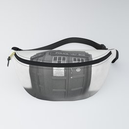Police Call Box Fanny Pack
