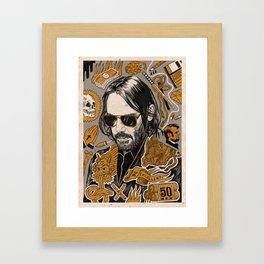 Babayaga Framed Art Print