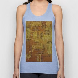 """Proud to be """"H"""" Unisex Tank Top"""