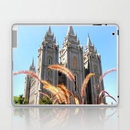 Salt Lake Temple Laptop & iPad Skin