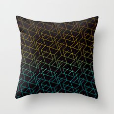 Cube Me Throw Pillow
