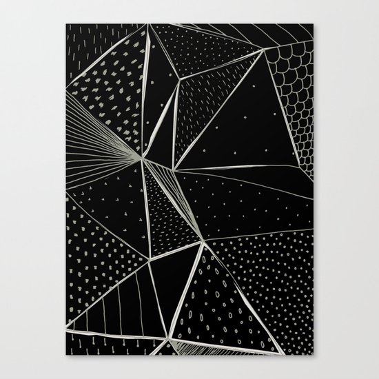 Abstract 07 Canvas Print