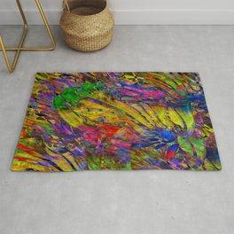 Mosaic of Bird V2SR Rug