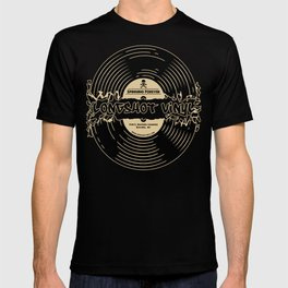 Spinning Forever (Sepia) T-shirt