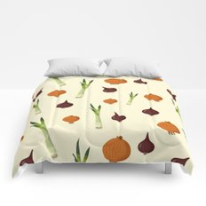 Onion pattern Comforters