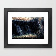 Mz8iz Framed Art Print