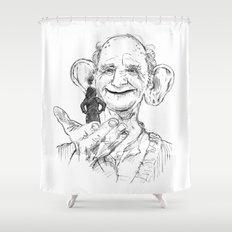 BFG Shower Curtain