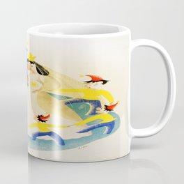 Vintage poster - Snow White Coffee Mug