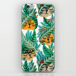 Cabbage Cats iPhone Skin