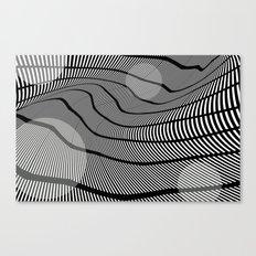 Mid-Century Mod 2 Canvas Print