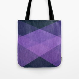 Geometric abstract pattern 16 Tote Bag