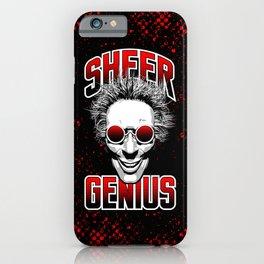Sheer Genius iPhone Case