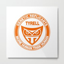 TyrellCorporation Metal Print