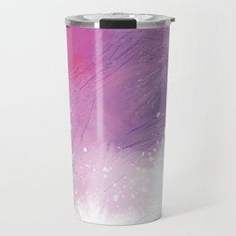Paint Brushing Travel Mug