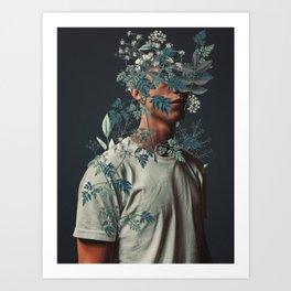 Waiting to Inhale Art Print