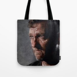 Richard From The Kingdom - The Walking Dead Tote Bag