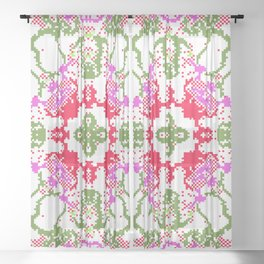 """CA Fantasy """"For Child"""" series #5 Sheer Curtain"""