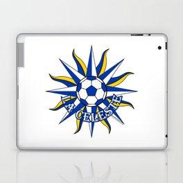 Uruguay La Celeste (The Sky Blue) ~Group A~ Laptop & iPad Skin