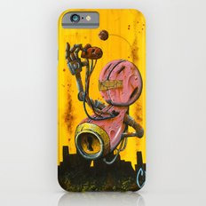 A pink robot for Akira Slim Case iPhone 6s