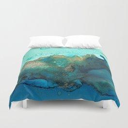 Sky and Ocean Duvet Cover