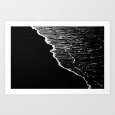 swosh Art Print