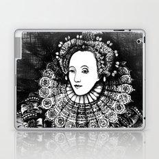 Queen Elizabeth I Portrait  Laptop & iPad Skin