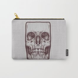 Front Skull Carry-All Pouch