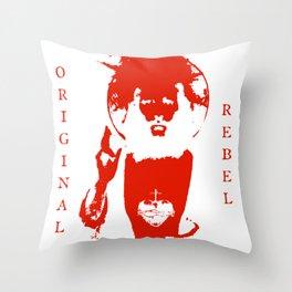 Original Rebel Throw Pillow