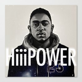 HiiiPower Canvas Print