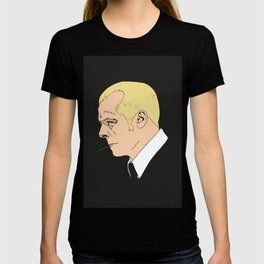 Simon Pegg - Hot Fuzz. T-shirt