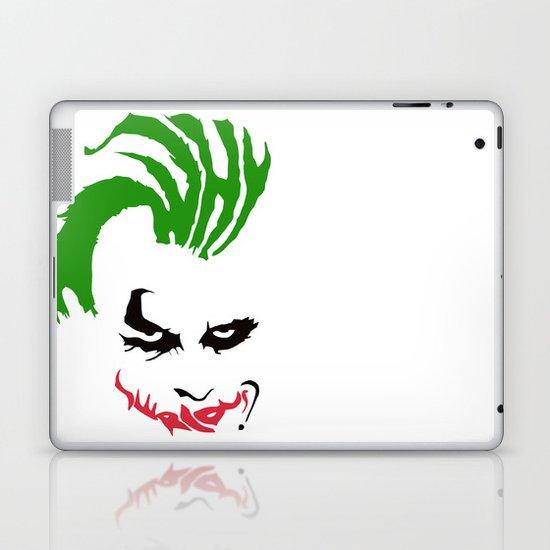 Joker Laptop & iPad Skin