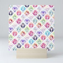 Houseki no kuni - Infinite gems Mini Art Print