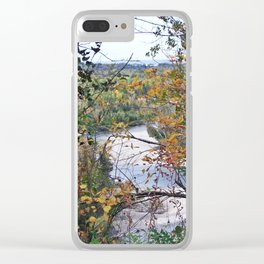 From the Forest to the Sea Clear iPhone Case