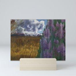 Seasonal Spectrum Mini Art Print