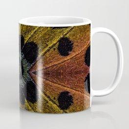 Butterfly Garden Vortex Coffee Mug