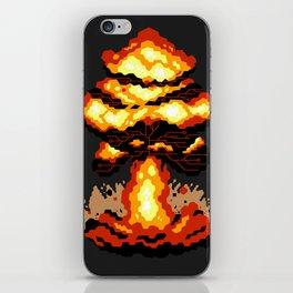 Digital Destruction iPhone Skin