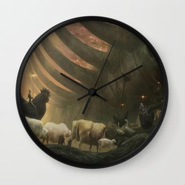 ARK Wall Clock
