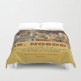 Mr. Nobody - Jaco Van Dormael Duvet Cover