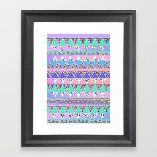 CANDIE CANDIE Framed Art Print