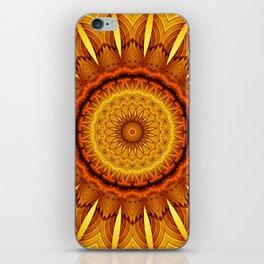 Mandala Clearness iPhone Skin