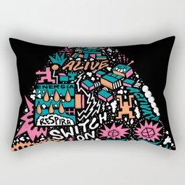 Body Rectangular Pillow