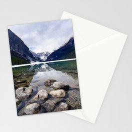 Lake Louise Reflection Stationery Cards