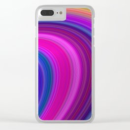Speed Clear iPhone Case