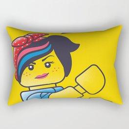 WE CAN BUILD IT Rectangular Pillow