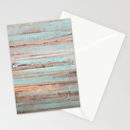 Design 110 wood look Stationery Cards