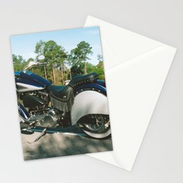 American Motorcycle Stationery Cards