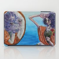 mirror iPad Cases featuring Mirror by Katy Daiber