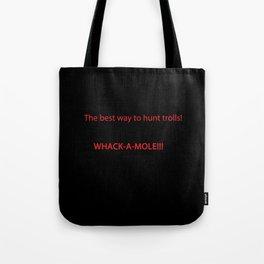 Whack A Mole Tote Bag